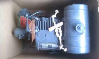 5Hp AKN 62179 1 Cylinder Gasoline Engine NOS David Bradley