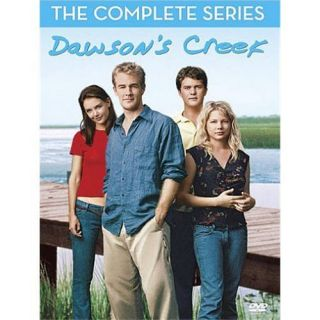 New Dawsons Creek Complete Series 043396385634