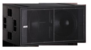DB Technologies S30 Dual 18 Active Subwoofer 3000 Watts