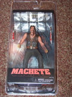 NECA Machete 7 Figure Cult Classics Danny Trejo Movie