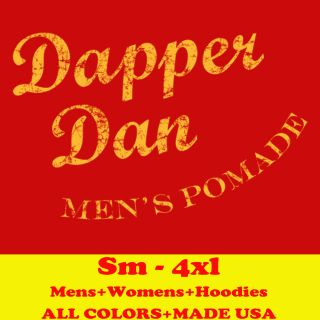 h491 DAPPER DAN HAIR POMADE o brother where art thou movie can MENS