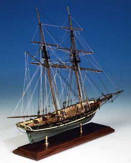 Model Shipways Dapper Tom Wood Model Kit SHIP New Clipp