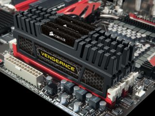 New Corsair Vengeance 16GB Kit DDR3 Dual Channel 4GBX4