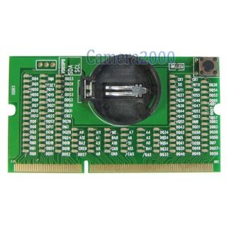 DDR3 RAM Memory Tester Mainboard Analyzer Card for PC