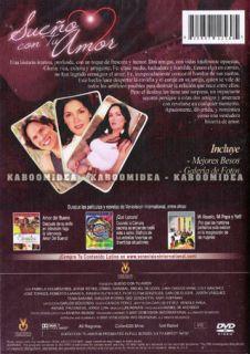 Sueno Con Tu Amor Telenovela 3 DVD New SEALED Novela