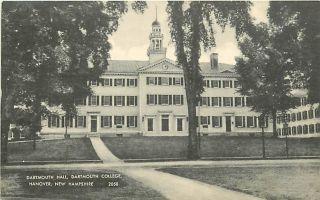 NH Hanover Dartmouth College Dartmouth Hall K19081