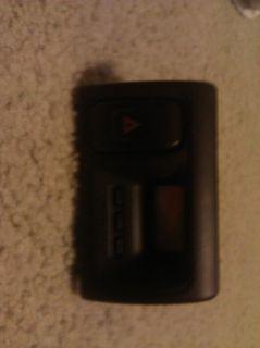 98 99 00 Honda Accord Dash Digital Clock Hazard switch OEM tested