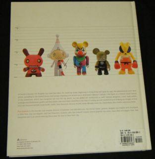 Am Plastic The Designer Toy Explosion Hardcover Oversize Book Paul