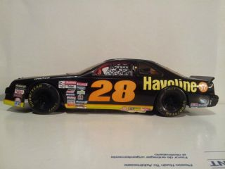 Davey Allison #28 Havoline Ford Thunderbird 118 , big car Racing