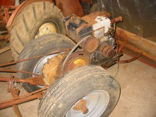 David Bradley 2 Wheel Tractor Super 575 917 575135 Original Motor