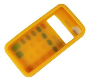 1pcs Calculator 3D Design Style Silicone Cover Case for iPhone 4 4G