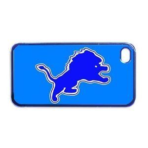 Detroit Lions Apple iPhone 4 or 4S Case Cover Verizon or at T IP4 10