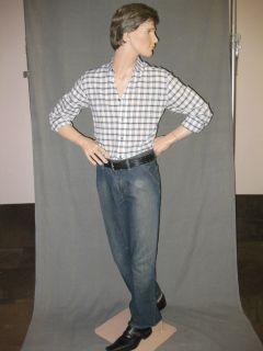 Vintage Decter Male Mannequin 1