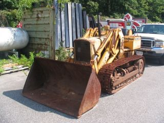 John Deer 450 Track Loaded