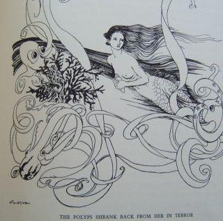 Arthur Rackham Andersens Fairy Tales 1st US 1932 Fine DJ Orig