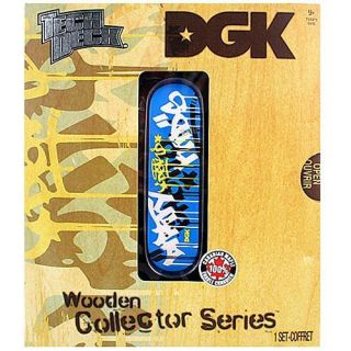 Tech Deck Wooden Collector Series DGK Skateboards Marked Dirty Kids