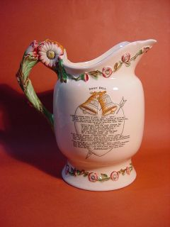 Divine Crown Devon Fieldings Musical Daisy Bell Pitcher