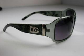 Hot New Womens DG Clear Fashion Sunglasses Green 26347