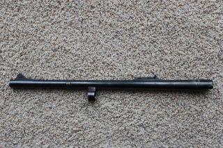 Remington 870 12g. Deer/Slug Barrel