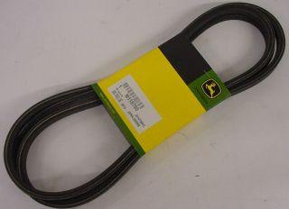 NIB John Deere Traction Drive Belt M118760 STX38 STX46 Hydro