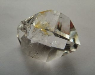 Diamond Jewel Crystal Hand Dug in NY State Sacred Healing Tool
