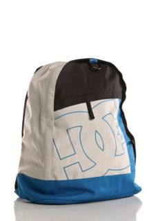DC Backpack Slider OSFA Ash Blue Black
