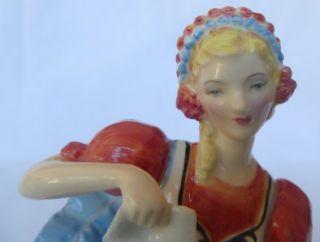 Royal Doulton Coppelia HN2115 Ballerina Figurine Mint Cond Free