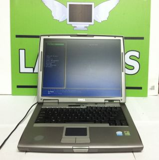 Dell Latitude D510 Laptop *For parts or project*