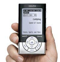 Delphi SA10224 SKYFi 3 Portable XM Radio Receiver with Vehicle Kit