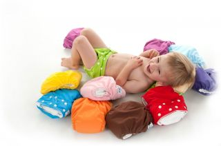 Diapers are the most adjustable and innovative one size cloth diapers