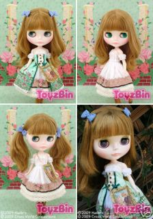 NEO Blythe CWC Limited Edition le Jardin de Maman 12 Doll Figure NEW