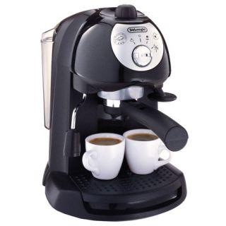 DeLonghi BAR32 Pump Driven Espresso Cappuccino Maker Machine Black New