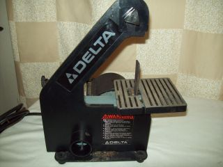 Delta 1 in Belt Sander Model 31 050