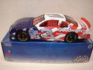 Dale Earnhardt 1996 Action 3 Goodwrench Olympic 1 24 Diecast Blue Box