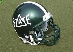 Delta State Statesmen Mini Helmet PIK of 3 Styles