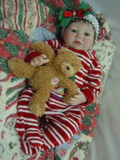 Adorable Reborn Baby Girl Doll Denise Pratts Aubrey by Little Tykes