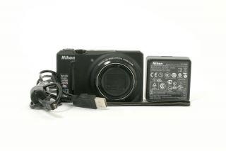 S9100 12 1MP 18x Optical Zoom Digital Camera S9100 220915