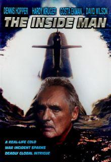 The Inside Man DVD 2003 David Wilson Dennis Hopper 798622000132