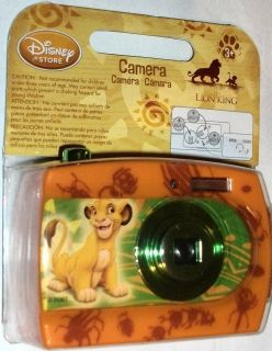 Lion King Toy Digital Camera with Light Sound
