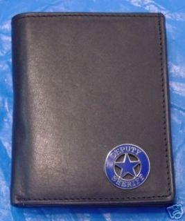 Deputy Sheriff Wallet $$$ New