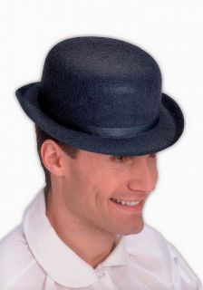 black felt derby hat brand new in manufacturer packaging