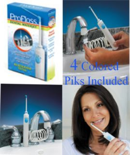 Dental Water Jet Floss Dental PIK Sink Oral Irrigator