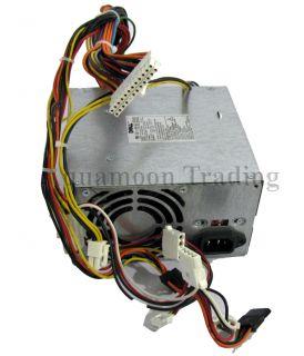 Dell Optiplex 250W Power Supply U4714 W4827 D6369 8400