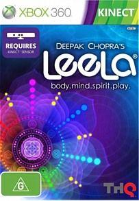 Deepak Chopras Leela (X360 Kinect) Deepak Chopras Leela is a