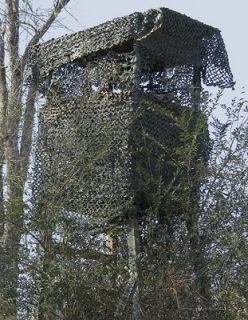 Systems Ultra Light Duck Deer Hunting Blind Camouflage Netting