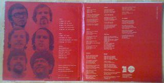 Totem Uruguay Descarga Psych 1st Ed de La Planta LP