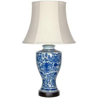 Oriental Furniture Victorian Design Table Lamp JCO X9389