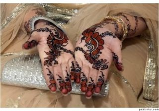 Black Henna Cone Mehendi Instant Tattoo Paste Temporary Body Art 1 x
