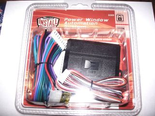 New Dei 530T Car Power Window Automation Module Up Down Viper Alarm