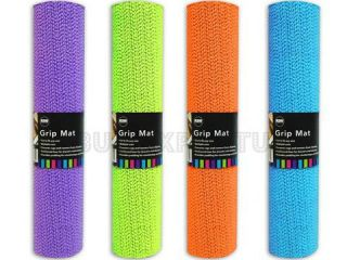 Grip Mat Multiple Uses Drawers Shelves Desk Pad Rug Floor Bath